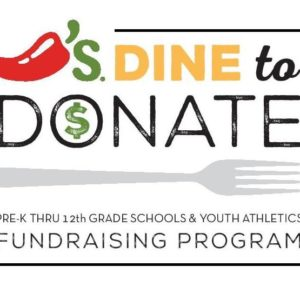 Dine to Donate: Chili's Ankeny