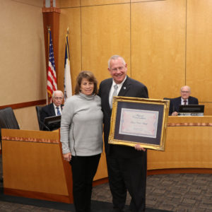 CLS Founder Receives Mayoral Commendation