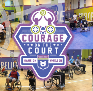 Join us for Courage on the Court